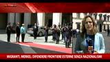 06/05/2016 - Vertici Ue da Bergoglio, al Pontefice il premio Carlo Magno