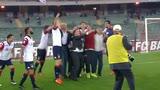 06/05/2016 - Il Cagliari torna in A, le voci dei protagonisti