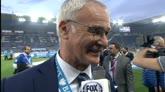 07/05/2016 - Le parole di Ranieri dopo il trionfo al King Power Stadium