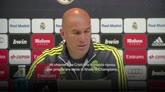 """07/05/2016 - Zidane: """"Ronaldo è pronto per tornare in campo"""""""
