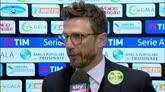 """08/05/2016 - Di Francesco: """"Frosinone è un campo durissimo"""""""