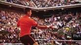 11/05/2016 - Tennis: Roland Garros - Eurosport