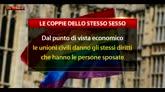11/05/2016 - Unioni civili, stessi diritti economici degli sposati