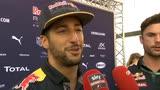 """12/05/2016 - Ricciardo su Verstappen: """"Io guardo avanti"""""""