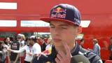 """12/05/2016 - Verstappen in Red Bull: """"Felice, ma ora viene il difficile"""""""