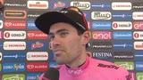 """12/05/2016 - Dumoulin: """"Nibali ha attaccato nel momento sbagliato"""""""