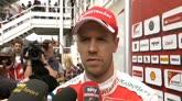 """13/05/2016 - Vettel: """"Bravi a cambiare in corsa"""""""