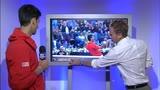 13/05/2016 - Djokovic show: la lavagna tattica dopo la vittoria su Rafa