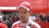 """14/05/2016 - Vettel: """"La macchina è più veloce della sesta posizione"""""""