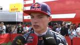 """14/05/2016 - Verstappen: """"Buona qualifica, mi sono divertito molto"""""""