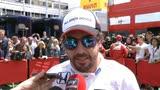 """14/05/2016 - Alonso: """"Bello fare qualche progresso con le novità Honda"""""""