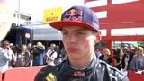 """15/05/2016 - Verstappen: """"Non ci posso ancora credere"""""""