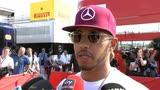 """15/05/2016 - Hamilton: """"Solo un incidente di gara, ma che delusione"""""""