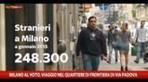 17/05/2016 - Milano, viaggio nel quartiere di frontiera di via Padova