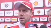 """17/05/2016 - Vettel: """"Test Barcellona, positivo ripartire da qui"""""""