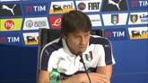 """18/05/2016 - Nazionale, Conte: """"Le mie scelte tecniche"""""""