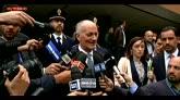 19/05/2016 - Polizia, si è insediato il prefetto Franco Gabrielli