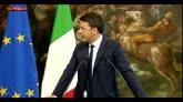 19/05/2016 - Pannella, Renzi: omaggio a questo leone della libertà