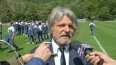 """19/05/2016 - Ferrero: """"Con Montella mai litigato. Campionato bugiardo"""""""