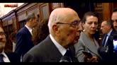 20/05/2016 - Addio a Pannella, il ricordo di Napolitano