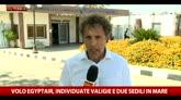 20/05/2016 - Volo Egyptair, ritrovati resti umani e qualche valigia
