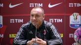 """20/05/2016 - Brocchi: """"Il mio futuro? Ora conta solo la Tim Cup"""""""