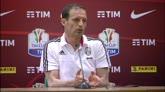 """20/05/2016 - Allegri: """"In Coppa Italia giocano Dybala-Mandzukic"""""""