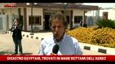 21/05/2016 - Egyptair, fonti del Cairo: ritrovate scatole nere