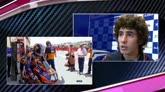 Moto 3, Antonelli commenta la sua caduta al Mugello