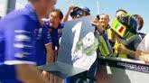 21/05/2016 - Rossi 8 anni dopo, una pole strepitosa