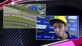 """Rossi: """"Chiudere a zero punti al Mugello è pesante"""""""
