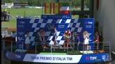 Lorenzo, vittoria e fischi: podio al Mugello