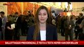 22/05/2016 - Austria, exit poll: testa a testa per la presidenza