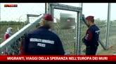 22/05/2016 - Migranti, viaggi della speranza nell'Europa dei muri