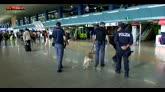 23/05/2016 - Fiumicino: allerta sempre alta, rinforzata la sicurezza