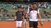 23/05/2016 - Al Roland Garros subito fuori Bolelli, Errani e Vinci
