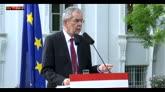 23/05/2016 - Austria, le reazioni in Ue tra sollievo e incognite future