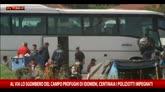 24/05/2016 - Al via lo sgombero del campo profughi di Idomeni