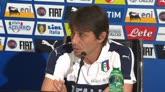 """24/05/2016 - Conte: """"Test scelti in vista di gare Europei"""""""