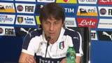 """24/05/2016 - Conte: """"Certo di aver convocato i 30 che danno garanzie"""""""