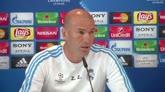 """24/05/2016 - Zidane: """"Simeone uno dei migliori allenatori al mondo"""""""