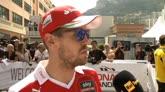 """25/05/2016 - Vettel: """"Gli obiettivi sono chiari ma non facili"""""""