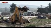 25/05/2016 - Idomeni, 2 mila profughi allontanati nelle prime 24 ore