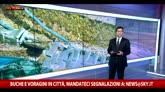 26/05/2016 - Buche d'Italia, mandateci segnalazioni a: news@sky.it