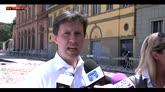 26/05/2016 - Lungarno, Nardella: pagherà tutto Publiacqua