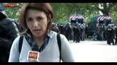 26/05/2016 - Francia, scontri per la riforma del lavoro
