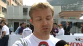 "26/05/2016 - Rosberg: ""Red Bull fortissime, sarà dura"""