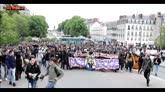 26/05/2016 - Francia, ottavo giorno di proteste contro riforma del lavoro