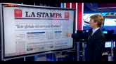 27/05/2016 - Rassegna stampa: i giornali di oggi venerdì 27 maggio
