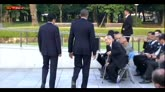 27/05/2016 - Obama a Hiroshima: piango i morti, ora mondo senza atomica